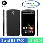 OEM MT6582 Quad Core 1.3GHz 5.0inch 1280*720 hd 4g lte fdd smartphone 2014 android gps LB-H501