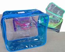 Fashion Transparent PVC Cosmetic Bag