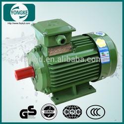 Energy saving circulation 0.75Kw-315Kw electric motor 1 5hp 220v
