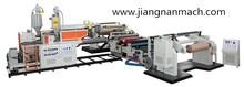 plastic film coating multi-layer coating and laminator machine exhibition