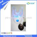 china productos de la innovación mini llevó la luz con una bandeja de la boca para el hogar para blanquear los dientes
