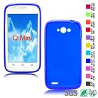 tpu decorative cell phone cases Shock proof phone cases for ZTE blade q mini