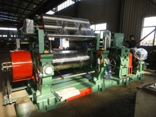 XK-360 rubber compound mixing machine / mixing mill machine / open mill mixing machine