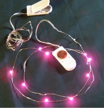 Pink Color Superior Quality New Brand Led Battery Fairy String Light For Frozen Party Supply