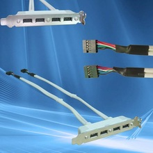 High Speed * High Quality4 Ports USB 2.0 Cable