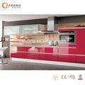 Prático e preço justo pvc kitchencabinet porta
