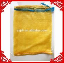 kindling wood big leno mesh bag with UV