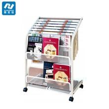 newspaper rack/outdoor newspaper stand