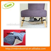 hot selling pet cradle with velvet / cat cradle