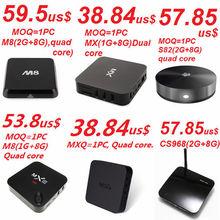 rk3188 internet smart set top box quad core