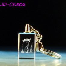 Promotional Gift Fashion Engraving Key Chain