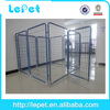 large outdoor wholesale welded tube supplier pet cage metal dog pen