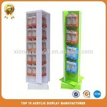 High-quality clear cupcake counter Acrylic Display