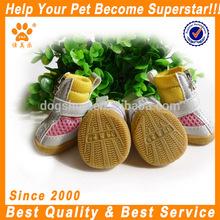 JML Beautiful Hot Sale Neoprene & Rubber Sole pet supply dog summer shoes