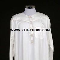 High Quality Arabian thobe ,muslim wear Ready goods in factory