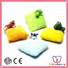 SEDEX Factory fashional style soft plush baby cushion