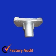 Stainless steel investment casting red. hex nipple