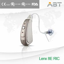 Health Care Supplies Powerful Personal Hearing Aid RIC