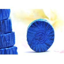 hot sale special solid toilet blue block