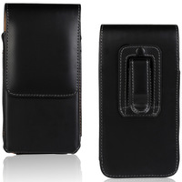 Pull Tab Vertical Belt Clip pouch cover Holster leather case For Samsung Galaxy Note 2 II N7100