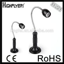 Table Lamps Item Type and LED Light Source 9 LED TRIPOD FLASHLIGHT