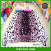 designer blanket/soft bed cover/foldable blanket pillow