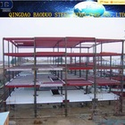 light frame steel structure hotel building