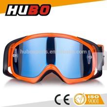 New model helmet hot sale eyewear tear off dust proof MX helmet goggle