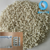 plastic meter cover recycled PC Plastic Raw Material PC GF10 1U Polycarbonate Resin