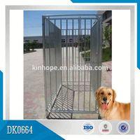 Decorative Chrome Heavy Duty Dog Cage