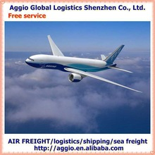 aggio logistics service providers from china to green bay
