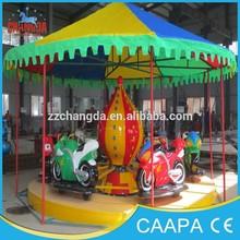 Alibaba amusement equipment kids seats motorcycle racing