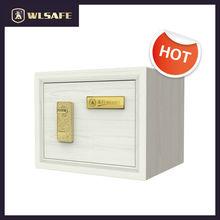 Wonli home series GNFDX-A/D-30 excellent timber electric safe box 300x380x320mm
