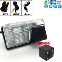 Vehicle back up camera CMOS&CCD reverse camera for Toyota COROLLA EX