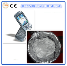 high brightness aluminum pigment for cell phone paint