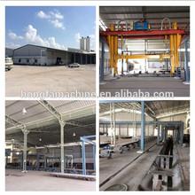 aac cellular lightweight concrete blocks sand lime brick plant in Iraq , Indonesia , India , Myanmar , Kazakhstan