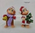résine figurine singe pour 12 animal du zodiaque