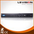 ls visão 8ch câmeraip nvr rede linux de vídeo gravador de 3g dvr da rede