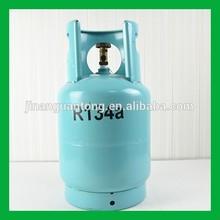 Pure R134a refrigerant gas used medical