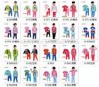 Boy Girls Frozen Clothing Set Kids Cartoon Clothes New 2014 Wholesale Children 2-7Y Cotton Pajamas Sets X-569 -X-589