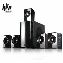 new model 5.1 home theater speaker systems with USB/SD/FM/Bluetooth/RC
