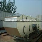 fluid bed dryer for shrimp feed