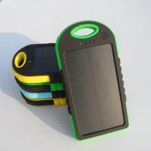 Multipurpose Colorful Portable Mobile Power Bank 5v Dual USB Port