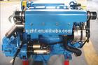 HF-485m 4 cylinder marine diesel with gearbox