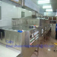 Electric new condition spinach/food processing microwave dryer machine