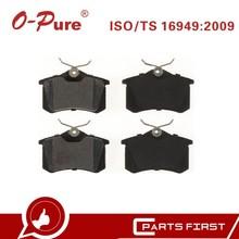 VW genuine spare parts 4B0 698 451E for VW PASSAT brake pad