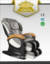 new human touch PU leather Leg & Foot Chair Massager Recliner