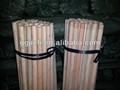 Natural madera fregona maneja/natural de escoba de madera manejar/natural escoba palos de madera