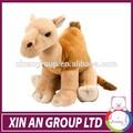 Icti e Sedex auditoria novo design EN71long plush stuffed big gigante brinquedo camelo
