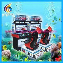 Alibaba china Cheapest amusement racing video arcade machine